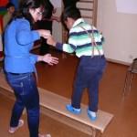 Betreuung der Kinder beim Sport