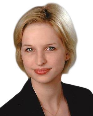 Kassiererin Nancy Degenhardt