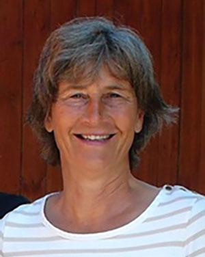 Schriftführerin Silvia Eckert-Wagner