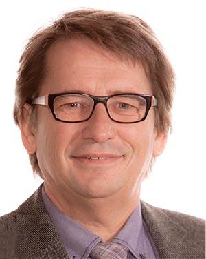Vorstand Thomas Huber